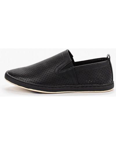 Лоферы кожаный для обуви Tesoro