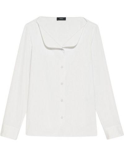 Biała koszula Theory