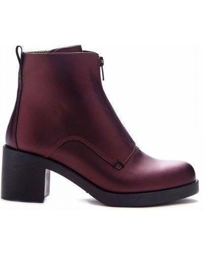 Ботинки бордовые Modus Vivendi