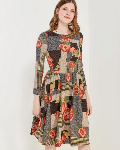 Платье платье-сарафан осеннее Nevis