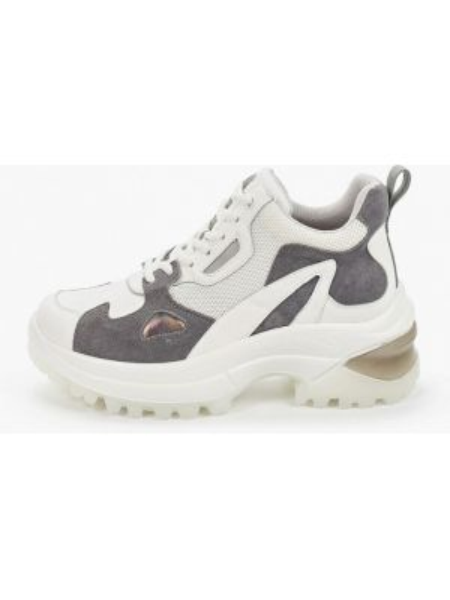 Кроссовки замшевые низкие Pierre Cardin