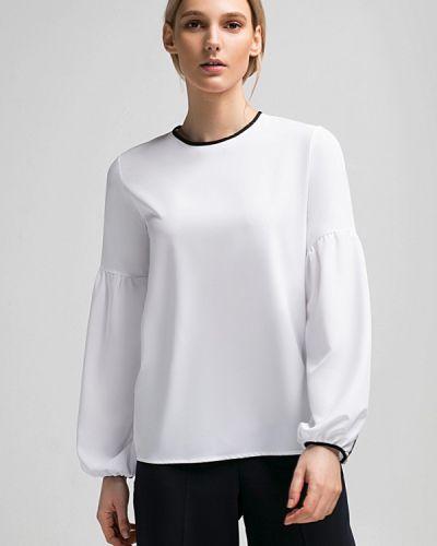 Белая блузка Grass