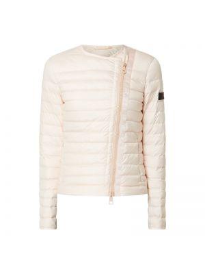 Różowa kurtka asymetryczna Peuterey