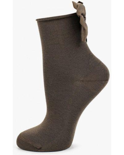 Носки - коричневые Calzedonia