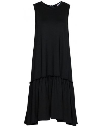 Czarna sukienka koktajlowa Red Valentino