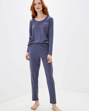 Синяя пижама Nymos