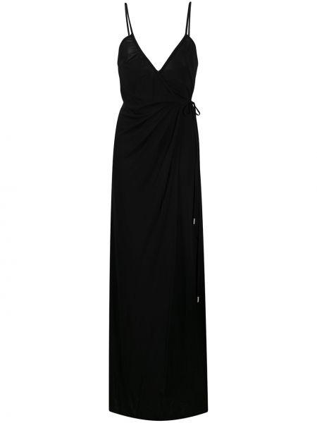Платье с запахом на бретелях Dsquared2