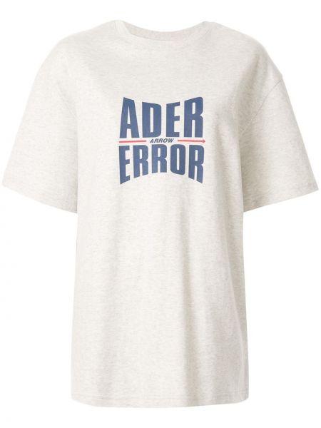 Koszula z nadrukiem przeoczenie Ader Error