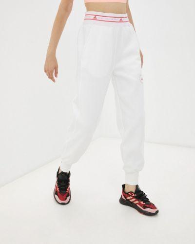 Спортивные брюки - белые Adidas By Stella Mccartney