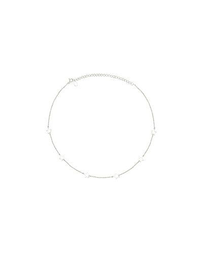 Чокер серебряный металлический The M Jewelers Ny