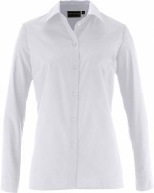 Блузка с длинным рукавом вечерняя классическая Bonprix