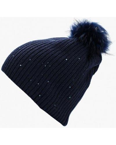Синяя шапка осенняя Effre