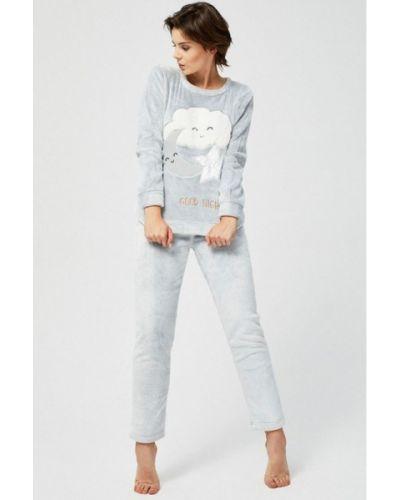 Пижама - серая Moodo