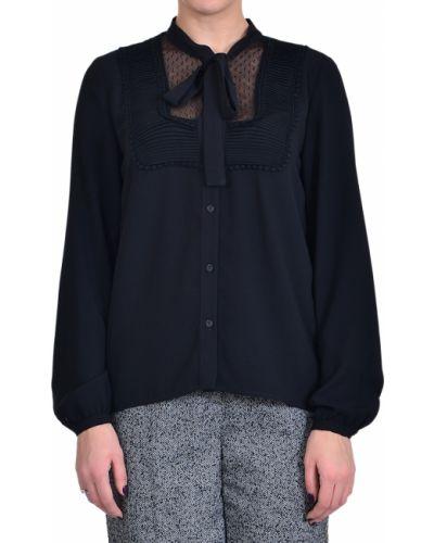 Блузка из полиэстера - черная Iblues