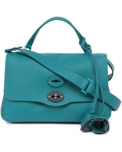 Niebieska torebka Zanellato
