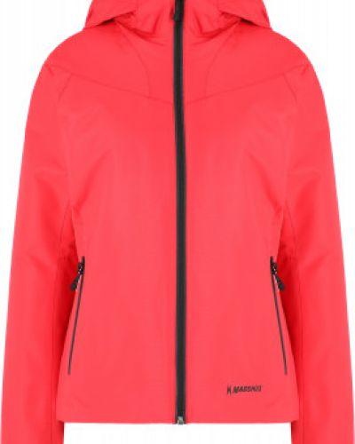 Спортивная приталенная утепленная куртка для бега Madshus