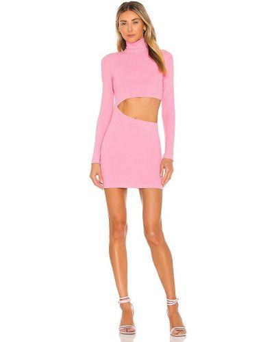 Sukienka mini - różowa Superdown