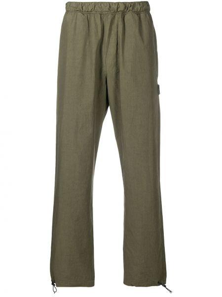 Bawełna bawełna spodni spodnie z kieszeniami Palm Angels