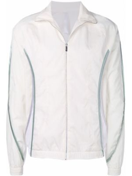 Biała kurtka sportowa Cottweiler
