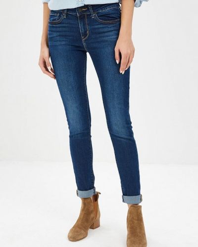 Синие джинсы-скинни Levi's®