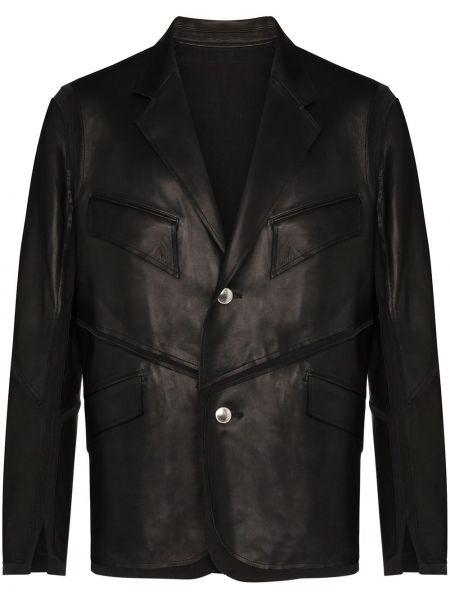 Czarna kurtka Sulvam