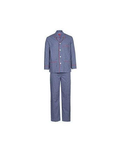Пижама синий Isaia