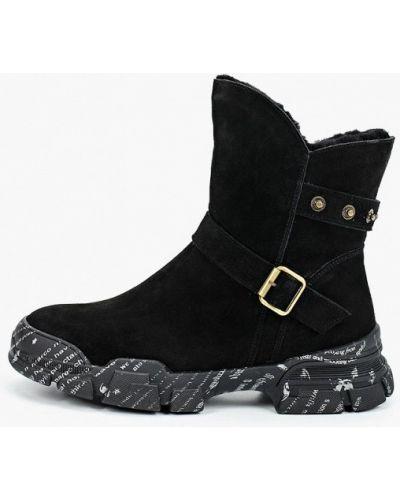 Черные ботинки Sprincway