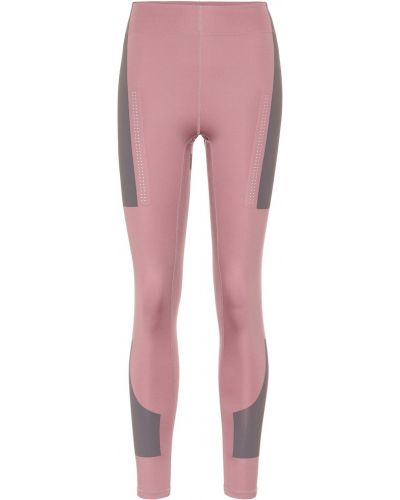 Леггинсы розовый Adidas By Stella Mccartney