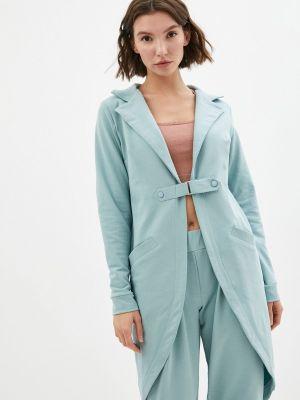 Бирюзовый пиджак Duckystyle