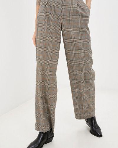 Классические брюки - бежевые Vassa&co