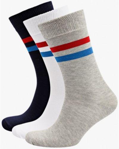 Разноцветные носки - белые Trendyol