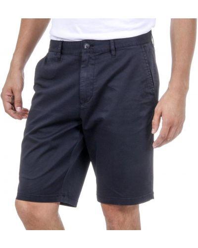 Джинсовые шорты - синие Armani
