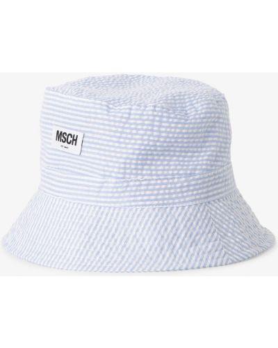 Biała kapelusz Moss Copenhagen
