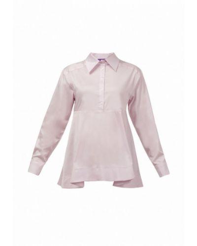 Розовая рубашка Mona Moon