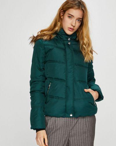 Куртка с капюшоном стеганая с карманами Jacqueline De Yong