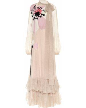 Платье вязаное классическое Valentino