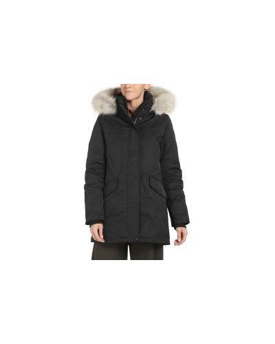 Черная куртка Tommy Hilfiger
