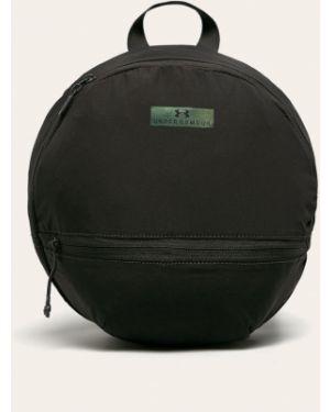 Czarny plecak z nylonu Under Armour