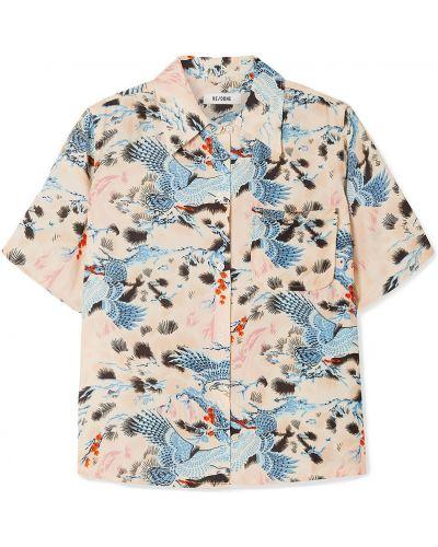 Beżowa koszula Re/done