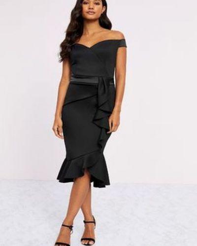 Облегающее платье без рукавов Lipsy