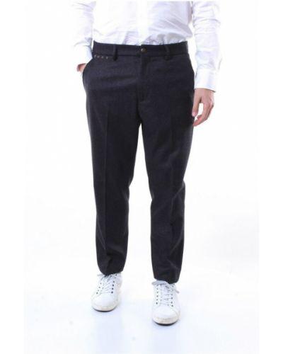 Szare spodnie Messagerie