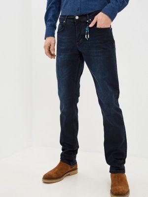Прямые джинсы - синие Daniel Hechter