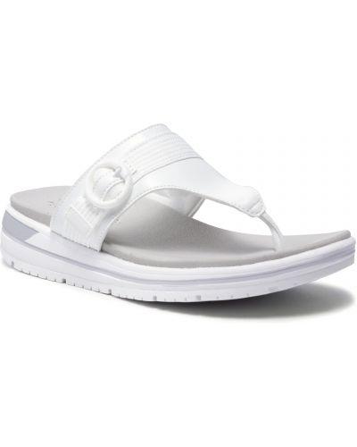 Japonki - białe Skechers