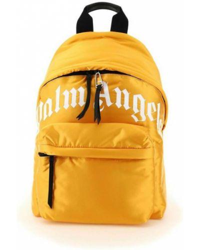 Plecak - pomarańczowy Palm Angels