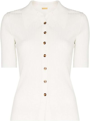Рубашка из вискозы - белая Dodo Bar Or