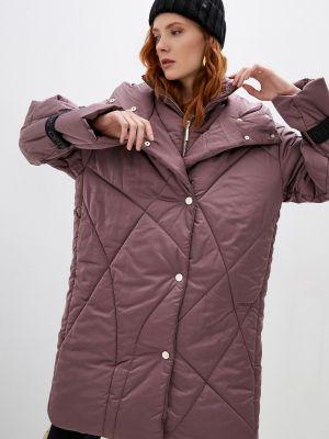 Фиолетовая утепленная куртка Liu Jo Sport
