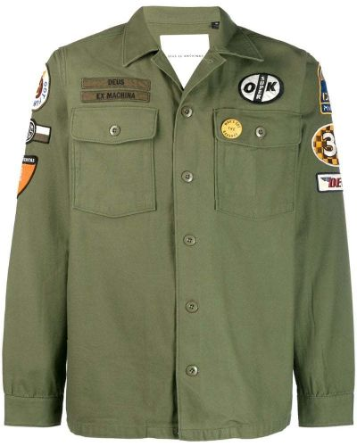 Армейская рубашка Deus Ex Machina