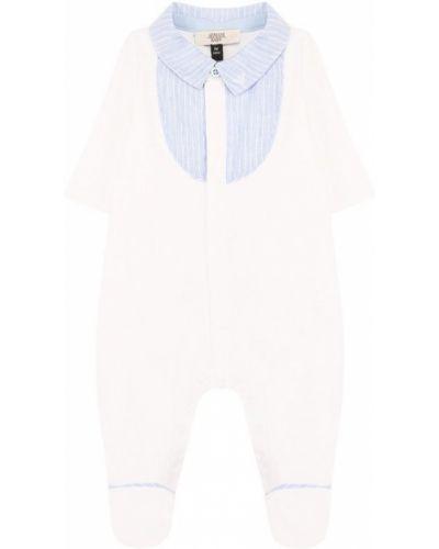 Пижама в полоску пижамный Armani Junior
