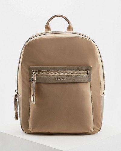 Текстильный рюкзак - бежевый Tous