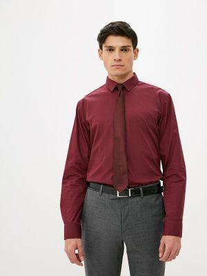 Красная рубашка с длинными рукавами Btc